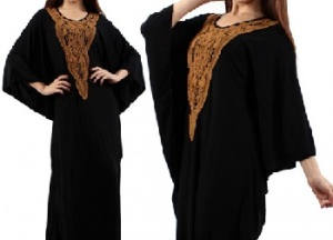 Kaftan-Maxi-Dress