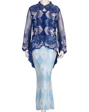 Rok Model Putri Duyung