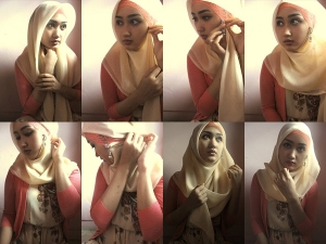 Cara Hijab Dian Pelangi