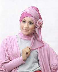 Tutorial Hijab Modern