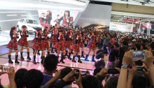 JKT48 di event IIMS 2014