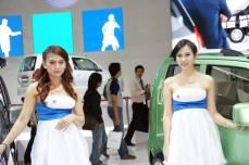 sales promotion girl IIMS 2014-2