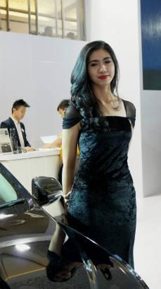 spg sexy IIMS 2014