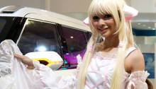 SPG stand mobil IIMS 2014-2