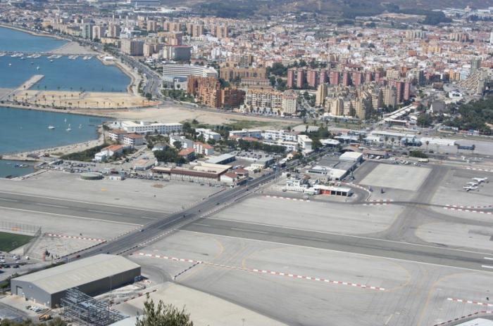 gibraltar airport - gibraltar