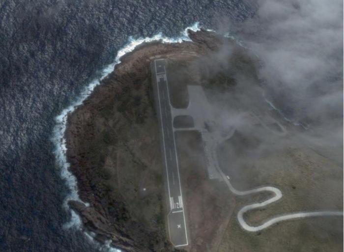 juancho airport - saba island