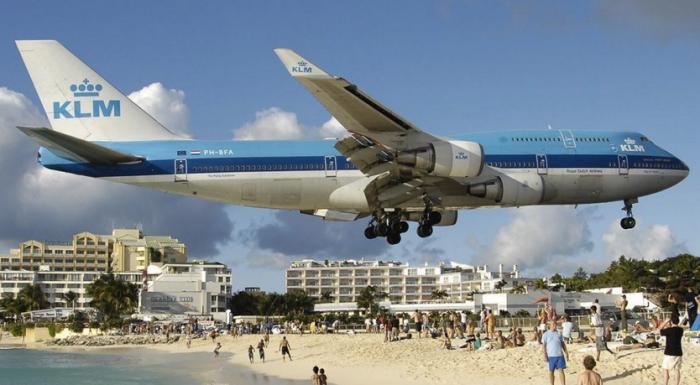 princess juliana international airport - St Maarten