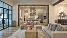 desain unik interior ruang keluarga