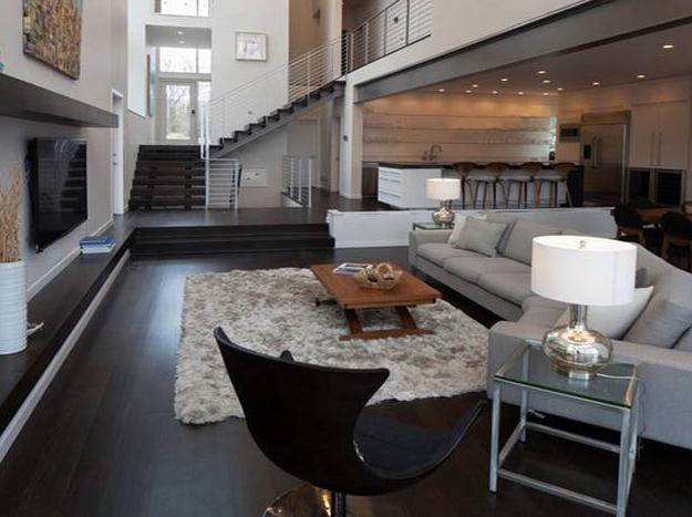 ide desain interior living room