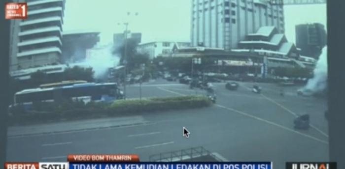 kronologis ledakan bom di thamrin