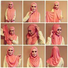 tutorial hijab terbaru 35