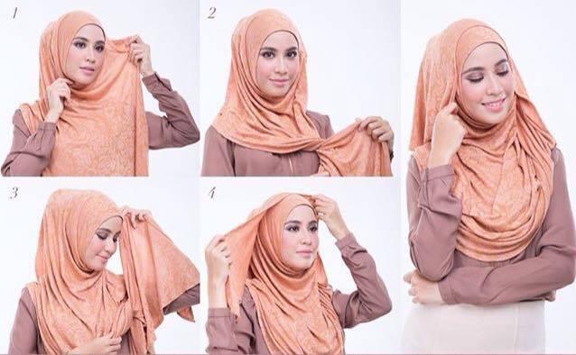tutorial hijab terbaru 56